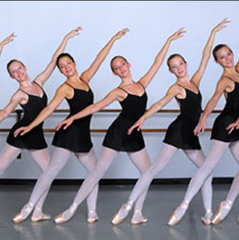 GROW ENROLLMENT Dance Studio Web Designs