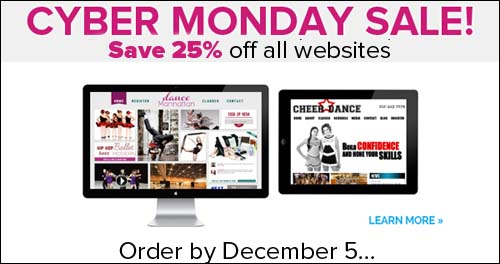 Ad Unit Cyber Monday